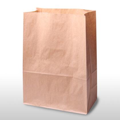 Plain Kraft Brown Bag  32*16*44 cm (200 Pcs)